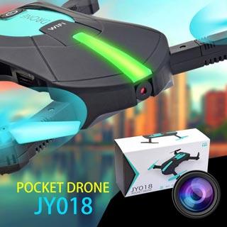Квадрокоптер JY018 Pocket Drone